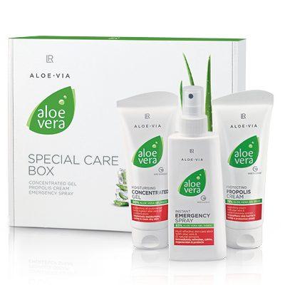 Caja Aloe Vera (SOS)
