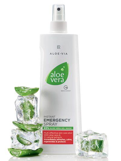 Aloe Vera Spray de Emergencia