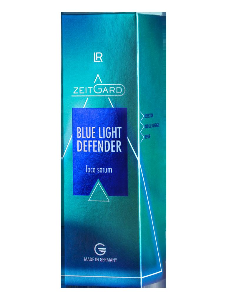 Blue Light Defender box serum
