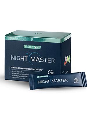 Night Master, Producto sin aditivo, recuperador del sueño
