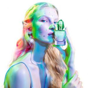 Elessar, foto de modelo del perfume